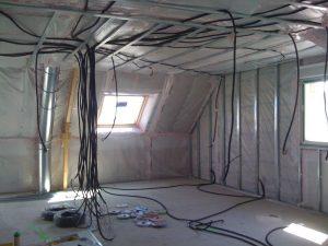 Câblage rénovation maison